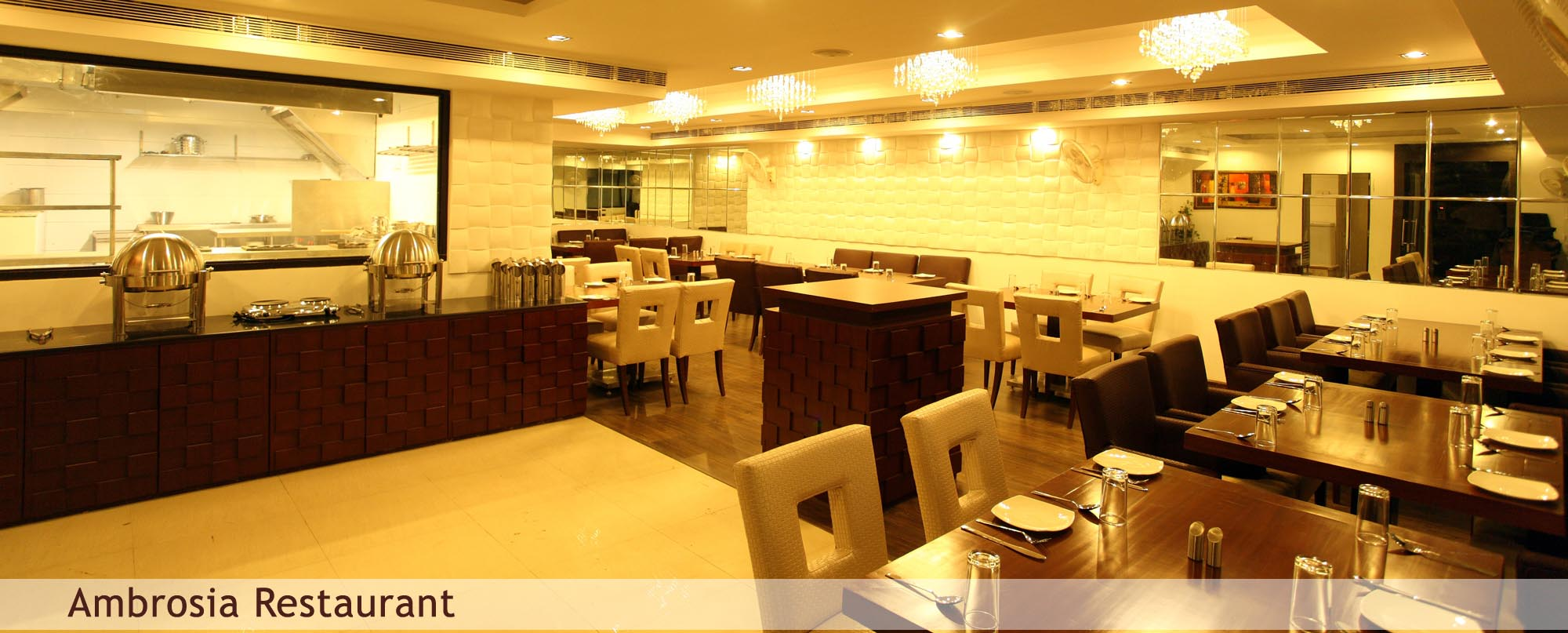 restaurant at Kota