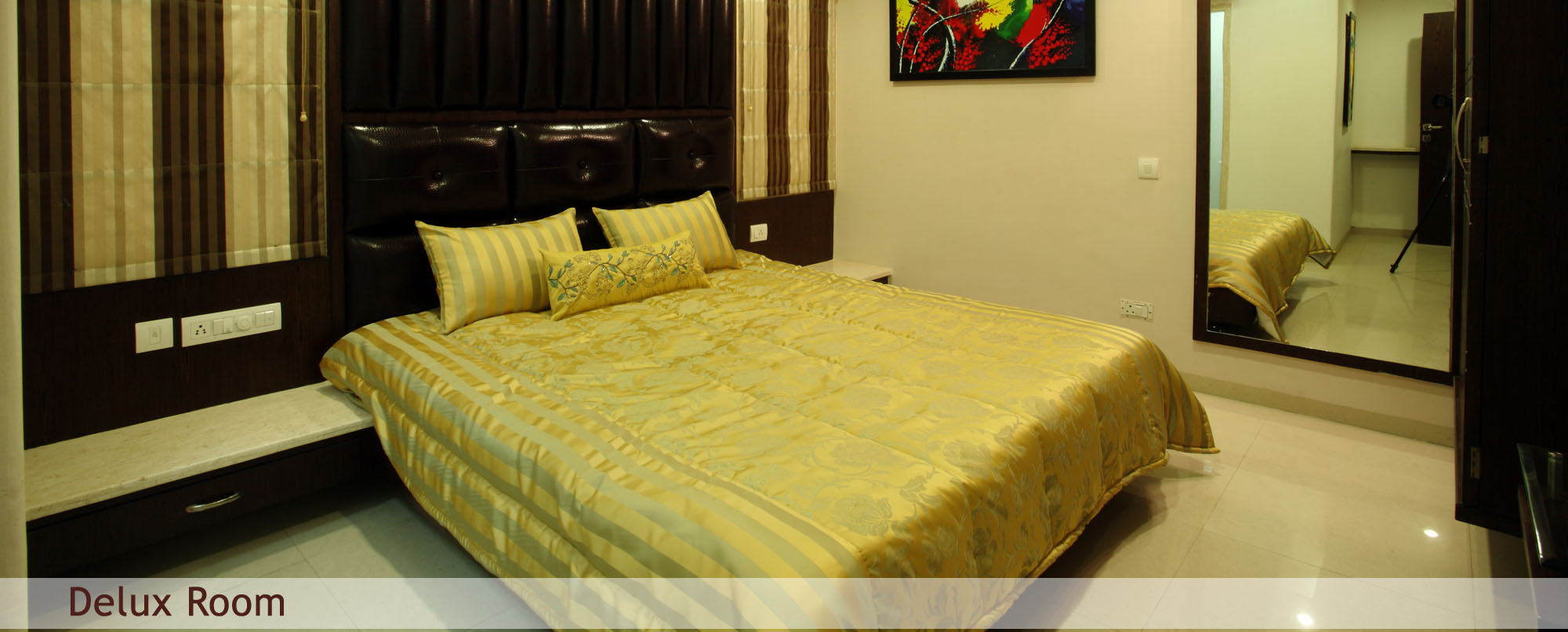 traditional style and modern comforts accommodation in Kota