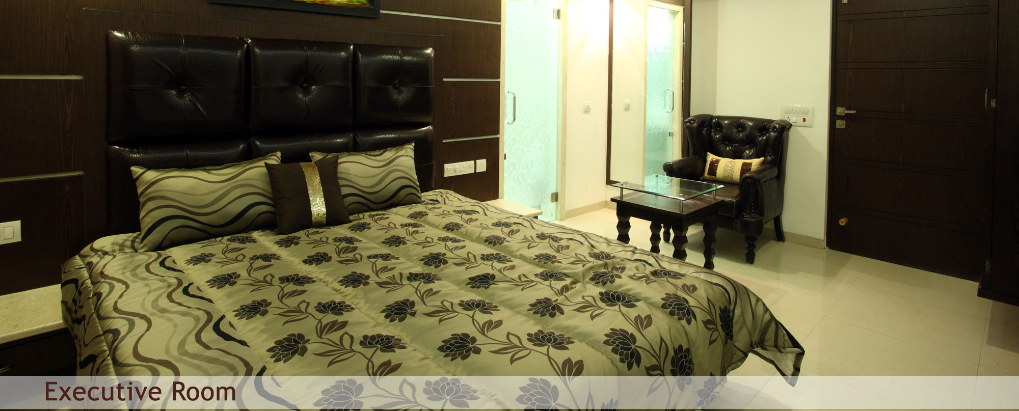 traditional style and modern comforts accommodation at Kota