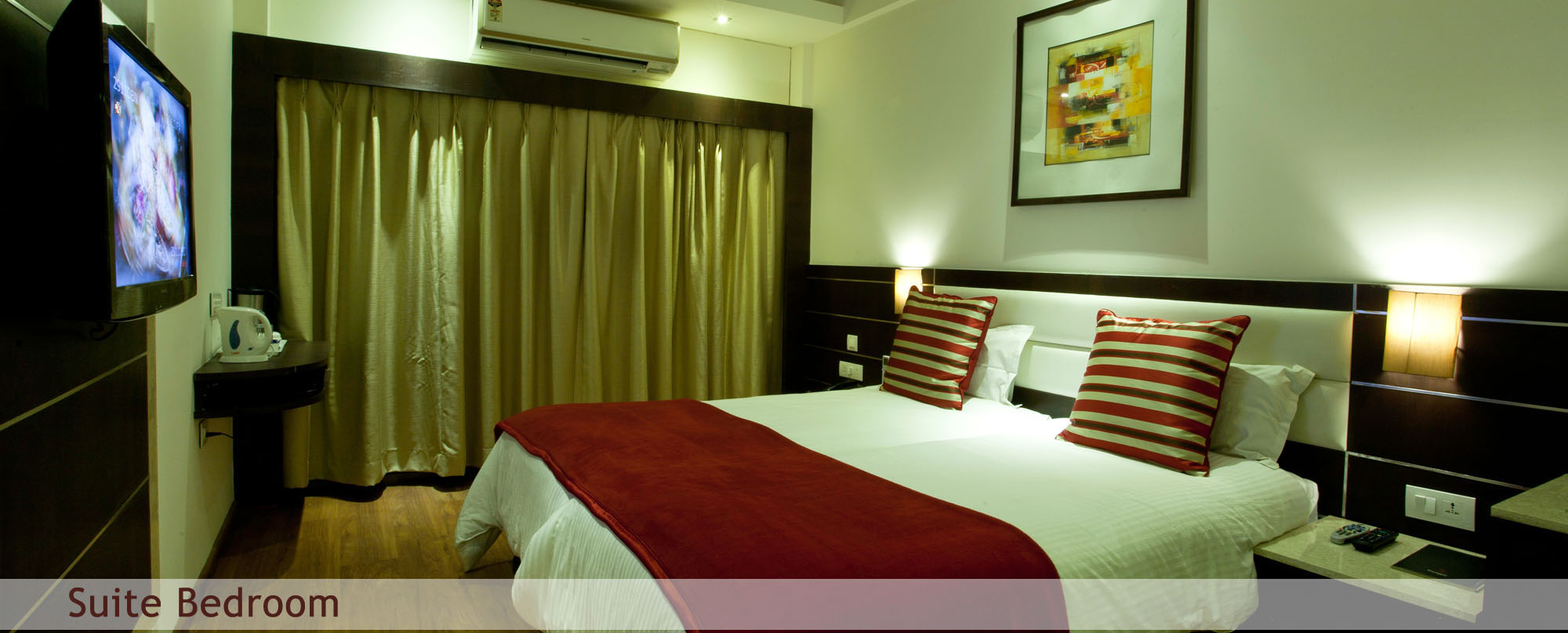 comfortable stay for travelers at Kota