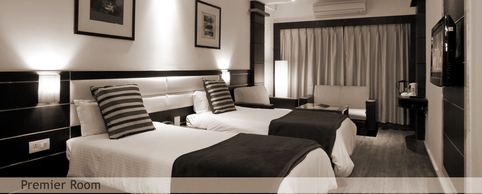 wide range of hotels at kota